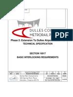 P2-DB-0 16917 - Basic Interlocking Requirements Edit
