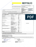Leistungserklärung TS 14 Trockensystemplatte EPS 100