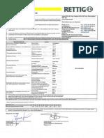 Leistungserklärung rolljet EPS 100