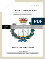 DETECCIÓN DE ANUNCIOS DE TELEVISIÓN MEDIANTE SOFTWARE