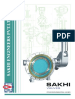 Butterfly Valve Catalogue