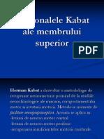 Diagonalele Kabat ale membrului superior.ppt