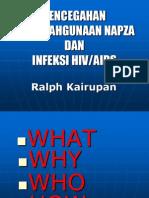 HIV AIDS & NAPZA.ppt