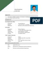 Koutheesh Resume