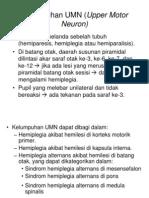 saraf UMN