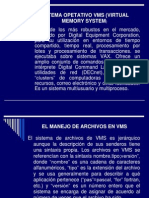 Exposición Sistema Operativo VMS