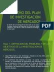 DISEÑO DEL PLAN DE INVESTIGACION DE MERCADOS