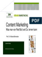 Content Marketing RedBull