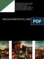 História da Arte II - Renascimento Flamengo