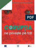 GHID bune practici - Prevenirea coruptiei