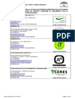 Directorio OC Andalucia 310113