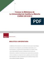 La Biblioteca de La Universidad de Castilla La Mancha