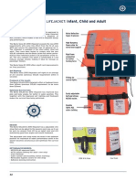 Flyer lifejacket