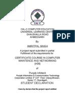 mutivibrator project report