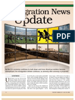 Immigration News Update