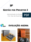 032013 - Evolucao e Fundamentos