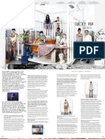 LuckyPDF Garage Magazine Spring Summer 2013