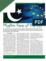 Muslim Face of the EU