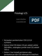 Fisiologi LCS