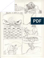 SUPER Surprise Comic - The Juggernaut Plays A Game Of Chess.
