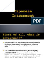 japanese  internment pbl