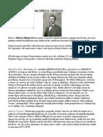 O Milošu Milojeviću
