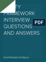 Dot Net Interview Questions Shivprasad Koirala Pdf