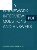 ADO.NET Entity framework interview questions with answers