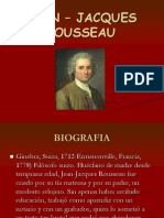 Diapositivas de Rousseau EXPOSICION