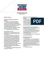 Manufacturing Jobs for America - Bill Summaries