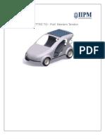 marketing reserach Solar Car Project