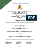 Fibre Optic Installations Tender Doc (1)