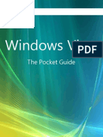 Windows Vista Pocket Guide