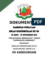 Dokumentasi Sambutan Kemerdekaan Ke-56.doc