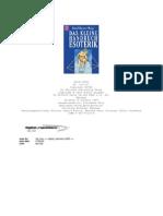 Das Kleine Handbuch Der Esoterik