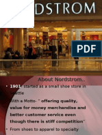 Nordstrom Inventory Management