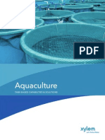Xylem Tank-Based Aquaculture Catalog Featuring YSI, Flygt, Wedeco and more