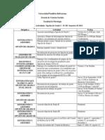 Cronograma 2013 02 Opción de grado I