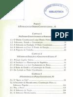 Soberania e Constituição. BERCOVICI, Gilberto. SUMÁRIO