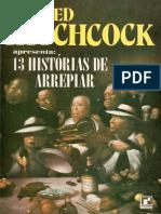 Alfred Hitchcock Treze Historias de Arrepiar
