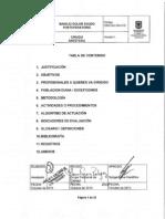 CRG-GU-324-018 Manejo Dolor Agudo Postoperatorio