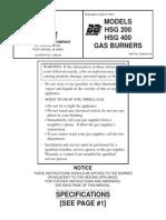 Wayne Hsg24 Manual