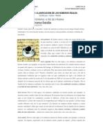 Fotoc2 -Clasificación de  Reales- 4eso