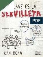 80001763 La Clave Es La Servilleta