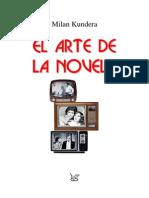 Milan Kundera - El Arte de la Novela.pdf
