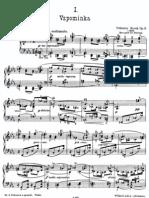 Novak Op.5 Bagatellen