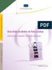 Uma União de direito de Paris a Lisboa