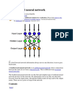 Feedforward neural network.docx