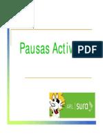 Pausas Activas Sura