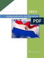 Independencia Del Paraguay
